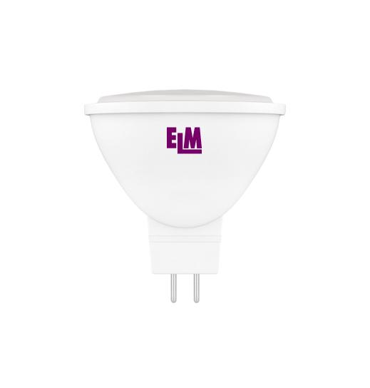Лампа светодиодная LED MR16 3W 120° GU5.3 2700К 220В ELECTRUM