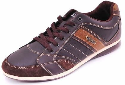 Шкіряні кросівки Restime, оригінал 43 (28,5 см) розмір
