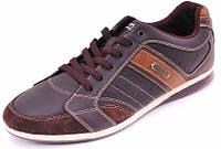 Кожаные кроссовки Restime, оригинал 43 (28,5 см) размер