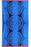 Пляжное полотенце Ozdilek 93Х170 см Круги Турция