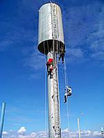 Устройство водонапорной башни