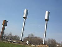 Строительство водонапорной башни
