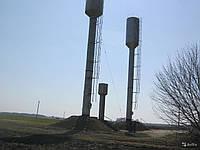 Конструкция водонапорных башен