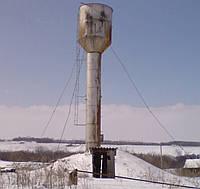 Водонапорные башни их конструкции оборудование