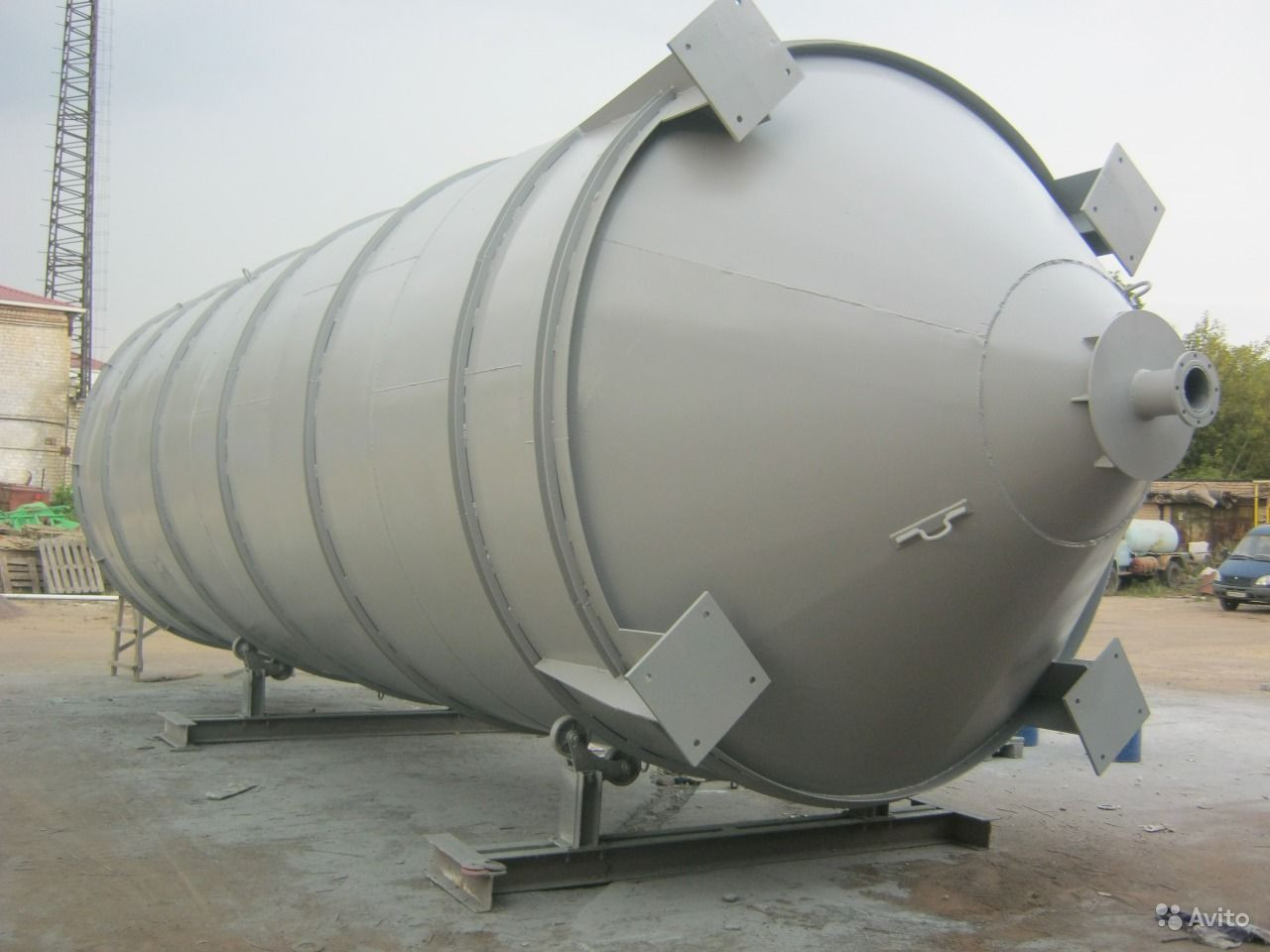 Бак для водонапорной башни