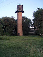 Водонапорная башня рожновского проект