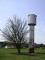 Строение водонапорной башни