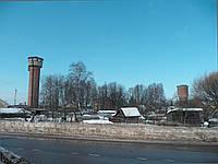 Водонапорные башни и резервуары чистой воды