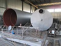 Большой резервуар емкость 8 кв
