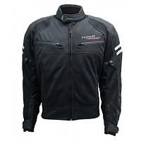Roleff Mesh Jacket Black, L Мотокуртка текстильная с защитой летняя
