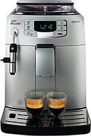 Кофемашина автоматическая Saeco Intelia Class Black Silver (HD8752/49)