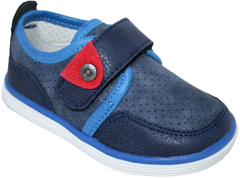 Детские туфли для мальчика Clibee Польша размеры 21-26