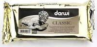"""Самозатвердевающая масса """"DARWI-CLASSIC"""" БЕЛЫЙ 1 кг"""