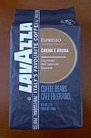 Кофе в зернах Lavazza Crema Aroma Espresso, 80% Арабика/20% Робуста, Италия, 1 кг