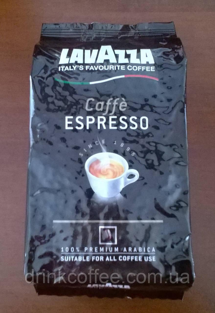 Кава в зернах Lavazza Espresso,100% Арабіка, Італія, 0,5 кг