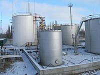 Резервуары для хранения легковоспламеняющихся жидкостей При хранении сжиженных углеводородных газов стравливан