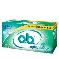 O.b. Opti Balance Normal Тампоны 16 шт