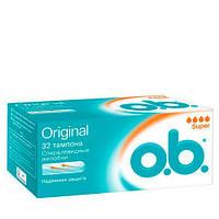 O.b. Original Super Тампоны 32 шт
