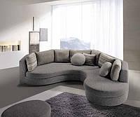 Итальянский радиусный диван Bolero фабрика Felis