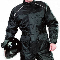 Roleff RO 1000 Rain Jacket Black, XS Мотокуртка дождевая