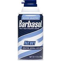 Пена для бритья Barbasol Arctic chill with mentol арктическая прохлада, фото 1