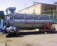 Оборудование по переработке послеспиртовой барды и пивной дробины.