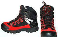 Ботинки кожаные демисезонные Head (40-44), фото 1