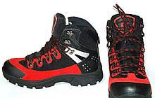 Ботинки кожаные демисезонные Head (40-44)