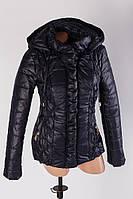 Демисезонная куртка женская прямая Замочек 44р-56р, фото 1