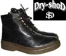 Ботинки мужские кожаные демисезонные Dry-shoD, Италия, original (41-45)