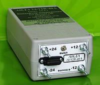 Конвертор «АИДА 24/12В-40А» из =24 в =12В для нагрузки 0-40А (55A max), фото 1