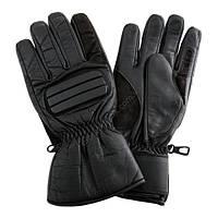 Roleff RO 500 Leather Gloves Black, XS Мотоперчатки кожаные, фото 1