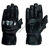 Roleff RO 92 Black Мотоперчатки летние, S