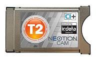 Модуль условного доступа DVB-T2 Neotion Irdeto Cloaked CI+ CAM