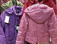 Детские демисезонные  курточки для девочек -подростков рост 146-164 см S-427