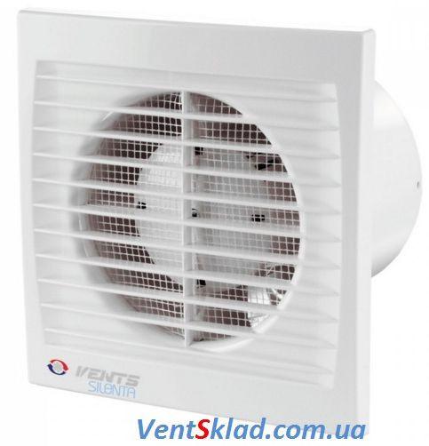 Вытяжной вентилятор с низким уровнем шума Вентс 150 Силента-С