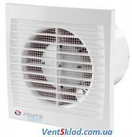 Вентилятор  вытяжной в ванную Вентс 125 Силента-С