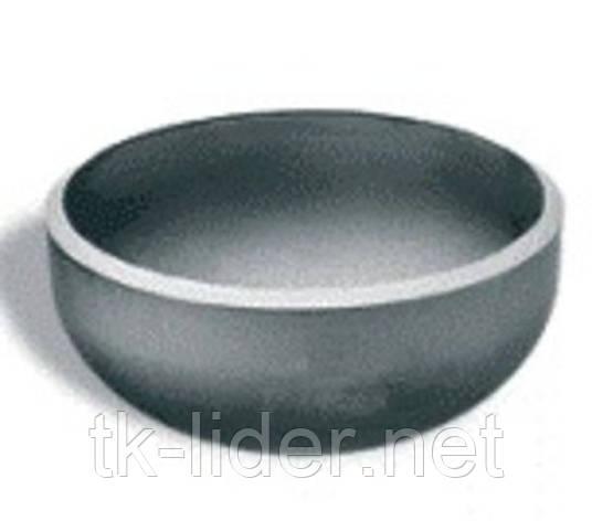 Заглушки стальные Ду150, фото 2