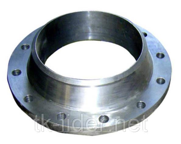 Фланцы воротниковые стальные Ду15...800 Ру100 ГОСТ 12821, фото 2