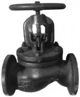 Клапан запорный 15кч14п Ду100 Ру16