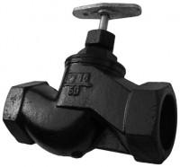Клапан запорный 15кч18п Ду50 Ру16