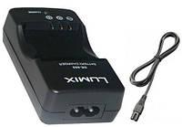 Зарядное устройство DE-992 (DE-991) для камер Panasonic (аккумуляторы CGA-S004, CGA-S004E, DMW-BCB7)