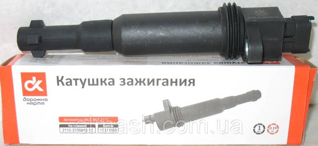 Катушка зажигания ВАЗ 2112 (индивидуальная) <ДК>