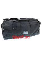 Сумка 70 литров транспортировочная для военных Condor Duffle Bag Black 161-002