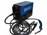 Зварювальний напівавтомат інверторного типу SSVA-270-P (220В) (з пальником Binzel)