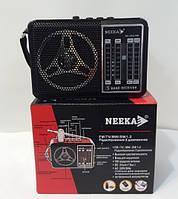"""Радиоприемник колонка """"NEEKA"""" NK-202USB, фото 1"""