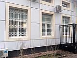 Решетки на окна Шир.1453*Выс.2253мм, фото 3