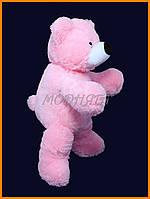 Мягкие плюшевые игрушки Мишки | Большой розовый мишка 120 см