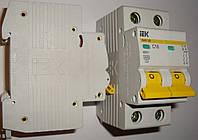Автоматический выключатель ВА 47-29 2Р 16А С IEK