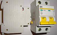 Автоматический выключатель ВА 47-29 2Р 25А С IEK